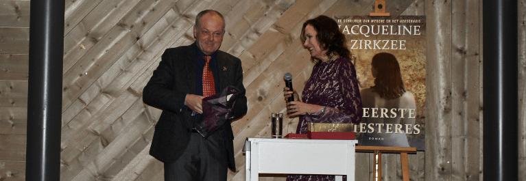 Zirkzee Groep Bij Lancering Nieuw Boek Jacqueline Zirkzee